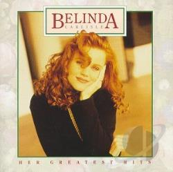 Carlisle, Belinda - Her Greatest Hits CD Cover Art