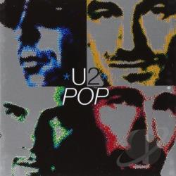 U2 - Pop CD Cover Art