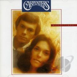 Carpenters - Reflections CD Cover Art