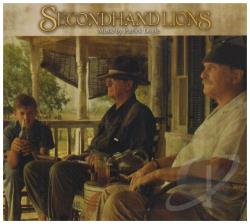Doyle, Patrick - Secondhand Lions: Music from the Original Motion Picture CD Cover Art