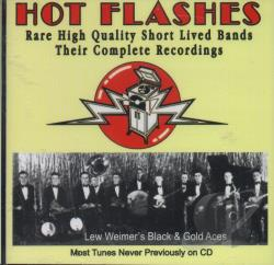 Hot Flashes: Rare High Quality Short Lived Bands CD Cover Art