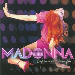 Madonna - Confessions on a Dance Floor LP Cover Art
