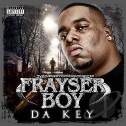 Frayser Boy - Da Key CD Cover Art