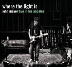 Mayer, John - Where the Light Is: John Mayer Live in Los Angeles CD Cover Art