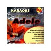 Adele - Karaoke: Adele CD Cover Art