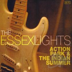 Essex Lights - Action Park & The Indian Summer CD Cover Art