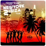 New York 2 Ibiza Tour: Vol. Two DB Cover Art