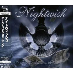 Nightwish - Dark Passion Play CD Cover Art
