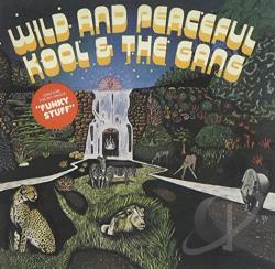 Kool & The Gang - Wild and Peaceful CD Cover Art