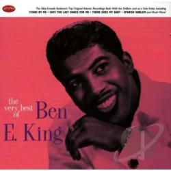 King, Ben E. - Very Best of Ben E. King CD Cover Art