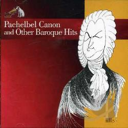 Pachelbel Canon and Other Baroque Hits CD Cover Art