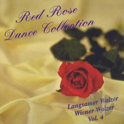 Red Rose Dance Collection V.4 CD Cover Art