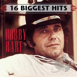 Bare, Bobby - 16 Biggest Hits CD Cover Art