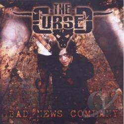 Cursed - Bad News Company CD Cover Art