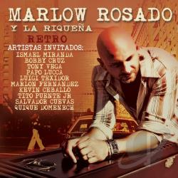 La Riquena / Rosado, Marlow - Retro CD Cover Art