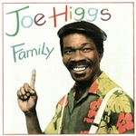 Higgs, Joe - Family CD Cover Art