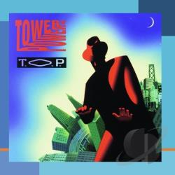 Tower Of Power - T.O.P. CD Cover Art