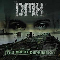 Dmx - Great Depression CD Cover Art