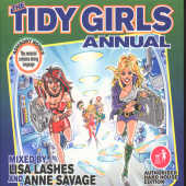 Tidy Girls: The Annual CD Cover Art