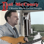 McCoury, Del - I Wonder Where You Are Tonight CD Cover Art