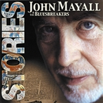 John Mayall & The Bluesbreakers / Mayall, John - Stories CD Cover Art