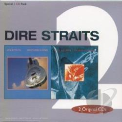 Dire Straits - Brothers In Arms/On Every Street CD Cover Art