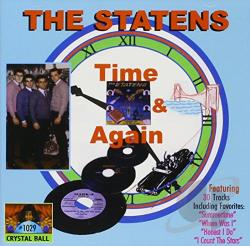 Statens - Time & Again CD Cover Art