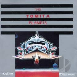 Tomita / Tomita, Isao - Tomita: The Planets CD Cover Art