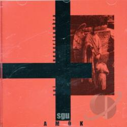 Sui Generis Umbra - Amok CD Cover Art