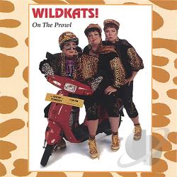 Wildkats! - Wildkats! On The Prowl CD Cover Art