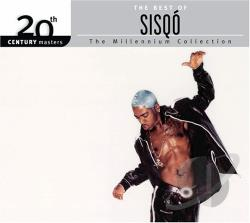 Sisqo - Best Of Sisqo 20th Century Masters The Millennium Collection CD Cover Art