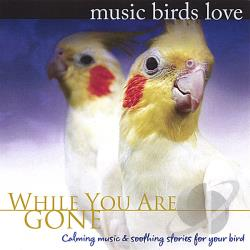 Joseph, Bradley - Music Birds Love: While You Are Gone CD Cover Art