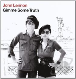 Lennon, John - Gimme Some Truth CD Cover Art