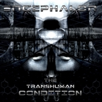 Encephalon - Transhuman Condition CD Cover Art