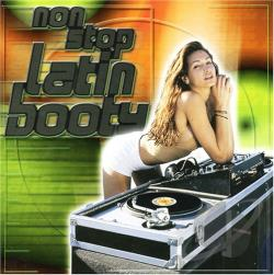 Non-Stop Latin Booty CD Cover Art