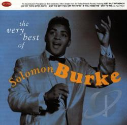 Burke, Solomon - Very Best of Solomon Burke CD Cover Art