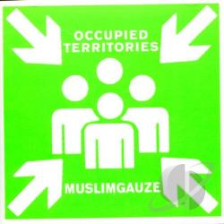 Muslimgauze (FT. Zion Traian - Occupied Territories CD Cover Art
