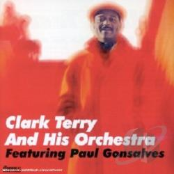 Terry, Clark - Clark Terry & His Orchestra CD Cover Art