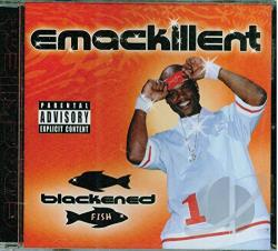 Emackillent - Blackened Fish CD Cover Art