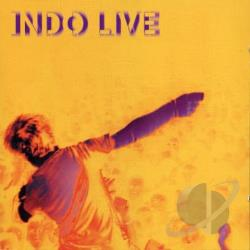 Indochine - Indolive CD Cover Art