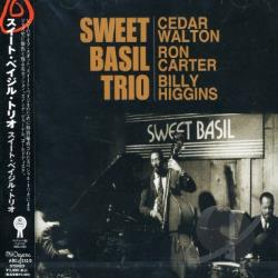 Sweet Basil Trio - Sweet Basil Trio CD Cover Art