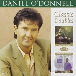 O'Donnell, Daniel - From the Heart/Thoughts of Home CD Cover Art