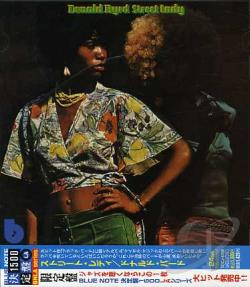 Byrd, Donald - Street Lady CD Cover Art