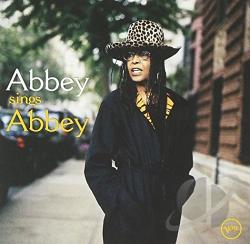 Lincoln, Abbey - Abbey Sings Abbey CD Cover Art
