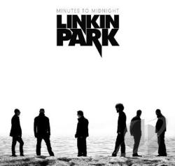 Linkin Park - Minutes To Midnight CD Cover Art