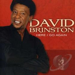 Brinston, David - Here I Go Again CD Cover Art