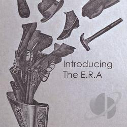 Era - Introducing the E.R.A. CD Cover Art