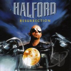Halford - Resurrection CD Cover Art