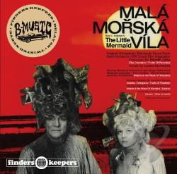 Mala Morska Vila - Mala Morska Vila (The Little Mermaid) CD Cover Art