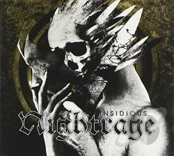 Nightrage - Insidious CD Cover Art